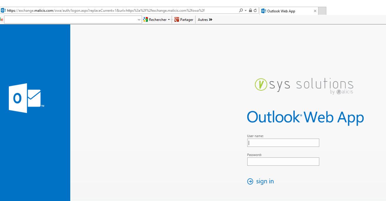 Outlook web access comment acc der au votre bo te de - Comment installer office 365 sur ipad ...